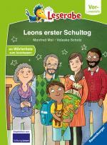 Cover-Bild Leons erster Schultag