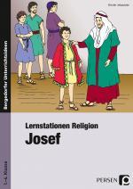 Cover-Bild Lernstationen Religion: Josef