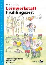 Cover-Bild Lernwerkstatt: Frühlingszeit