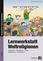 Cover-Bild Lernwerkstatt Weltreligionen