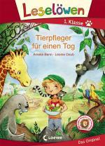 Cover-Bild Leselöwen 1. Klasse - Tierpfleger für einen Tag