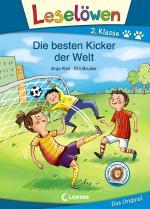 Cover-Bild Leselöwen 2. Klasse - Die besten Kicker der Welt
