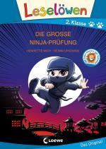 Cover-Bild Leselöwen 2. Klasse - Die große Ninja-Prüfung