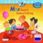 Cover-Bild LESEMAUS 21: Max feiert Geburtstag