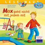 Cover-Bild LESEMAUS 4: Max geht nicht mit jedem mit