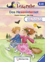 Cover-Bild Leserabe – Das Hexeninternat