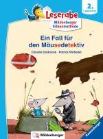 Cover-Bild Leserabe – Ein Fall für den Mäusedetektiv