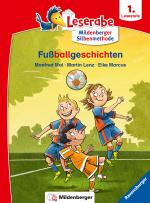 Cover-Bild Leserabe – Fußballgeschichten