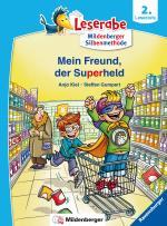 Cover-Bild Leserabe – Mein Freund, der Superheld