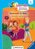 Cover-Bild Leserabe mit Mildenberger Silbenmethode: Verknallt in Max