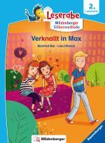 Cover-Bild Leserabe – Verknallt in Max