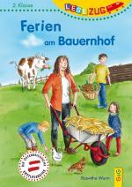 Cover-Bild LESEZUG/2. Klasse: Ferien am Bauernhof