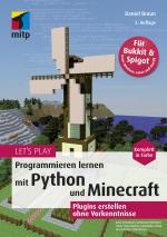 Cover-Bild Let's Play. Programmieren lernen mit Python und Minecraft