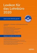Cover-Bild Lexikon für das Lohnbüro 2020 (E-Book PDF)