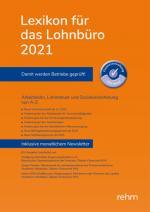 Cover-Bild Lexikon für das Lohnbüro 2021 (E-Book EPUB)