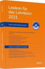 Cover-Bild Lexikon für das Lohnbüro 2021