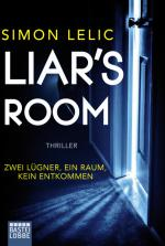 Cover-Bild Liar's Room - Zwei Lügner, ein Raum, kein Entkommen