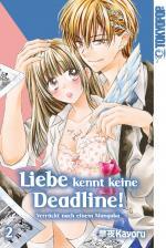 Cover-Bild Liebe kennt keine Deadline! 02