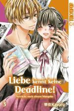 Cover-Bild Liebe kennt keine Deadline! - Band 3