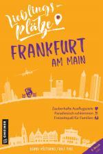 Cover-Bild Lieblingsplätze Frankfurt am Main