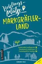 Cover-Bild Lieblingsplätze Markgräflerland
