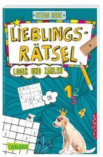 Cover-Bild Lieblingsrätsel – Logik und Zahlen, ab 10 Jahren (Rechenrätsel, Sudoku, Logicals und vieles mehr)