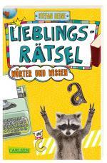 Cover-Bild Lieblingsrätsel – Wörter und Wissen, ab 10 Jahren (Kreuzworträtsel, Buchstabensalat, Geheimcodes und vieles mehr)