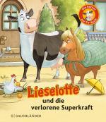 Cover-Bild Lieselotte und die verlorene Superkraft