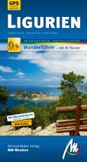 Cover-Bild Ligurien MM-Wandern Wanderführer Michael Müller Verlag