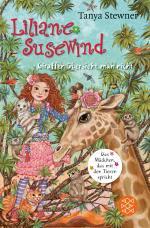 Cover-Bild Liliane Susewind – Giraffen übersieht man nicht