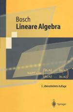 Cover-Bild Lineare Algebra