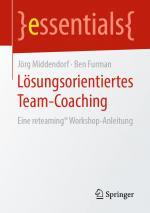 Cover-Bild Lösungsorientiertes Team-Coaching