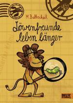 Cover-Bild Löwenfreunde leben länger