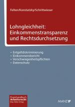 Cover-Bild Lohngleichheit: Einkommenstransparenz und Rechtsdurchsetzung