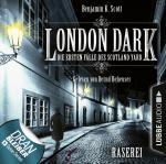 Cover-Bild London Dark: Die ersten Fälle des Scotland Yard - Folge 01