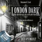 Cover-Bild London Dark: Die ersten Fälle des Scotland Yard - Folge 02