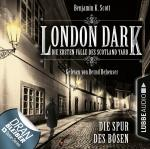 Cover-Bild London Dark: Die ersten Fälle des Scotland Yard - Folge 03
