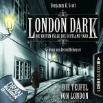 Cover-Bild London Dark: Die ersten Fälle des Scotland Yard - Folge 04