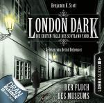 Cover-Bild London Dark: Die ersten Fälle des Scotland Yard - Folge 06