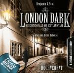Cover-Bild London Dark: Die ersten Fälle des Scotland Yard - Folge 08