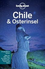 Cover-Bild Lonely Planet Reiseführer Chile & Osterinsel
