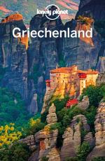 Cover-Bild Lonely Planet Reiseführer Griechenland