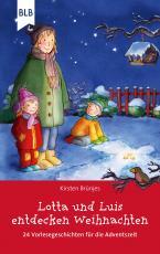 Cover-Bild Lotta und Luis entdecken Weihnachten