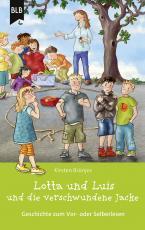 Cover-Bild Lotta und Luis und die verschwundene Jacke