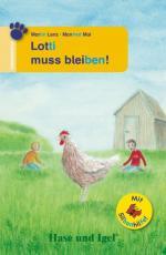 Cover-Bild Lotti muss bleiben! / Silbenhilfe