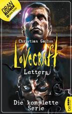 Cover-Bild Lovecraft Letters - Die komplette Serie