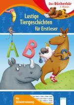 Cover-Bild Lustige Tiergeschichten für Erstleser