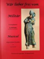 "Cover-Bild Lysistrata ""Befreierin vom Militär"""