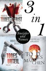 Cover-Bild Maarten S. Sneijder und Sabine Nemez: Todesfrist / Todesurteil / Todesmärchen