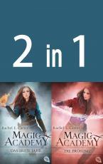 Cover-Bild Magic Academy 1+2: - Das erste Jahr / Die Prüfung (2in1-Bundle)